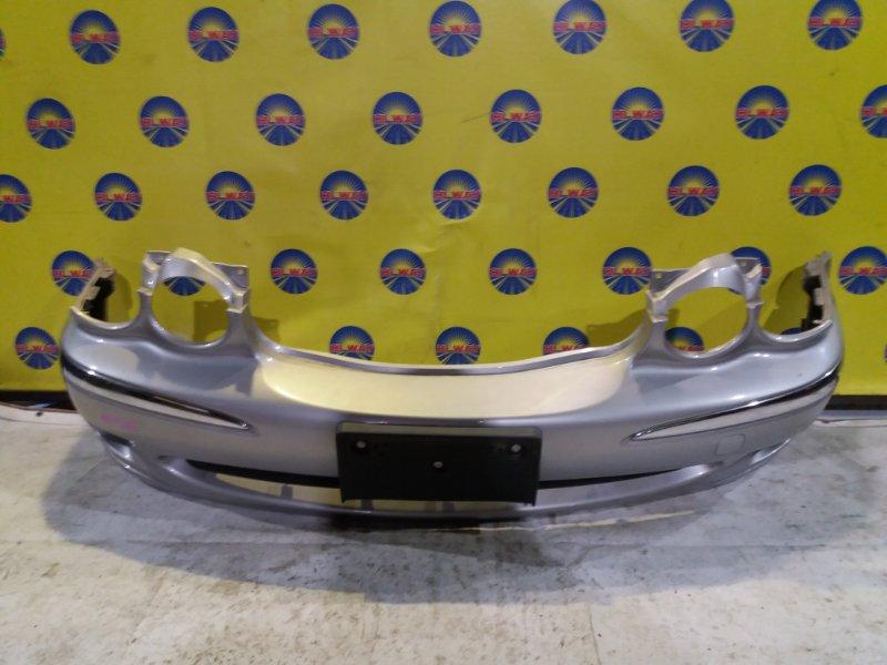 Бампер Jaguar X-Type X400 2001 передний