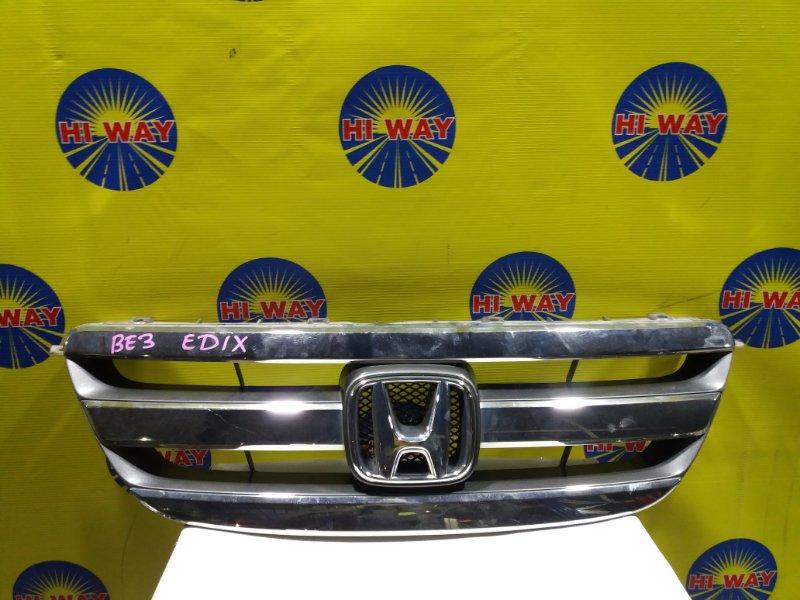 Решетка радиатора Honda Edix BE3 2004