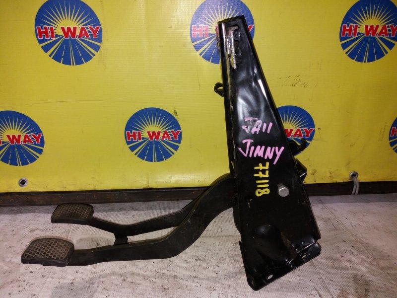 Педаль тормоза Suzuki Jimny JA11 F6A 1990