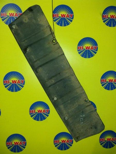 Защита бампера Mmc Pajero V75W 1999 задняя