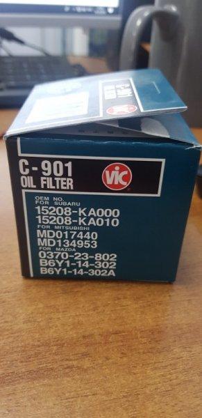 Фильтр масляный Vic C-901 EN07
