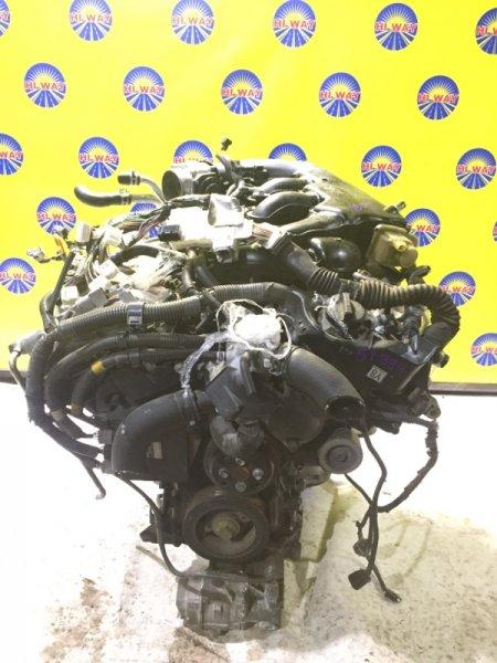 Двигатель Toyota Mark X GRX120 4GR-FSE 2004