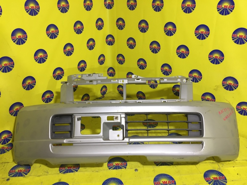 Бампер Suzuki Wagon R MC22S 2000 передний