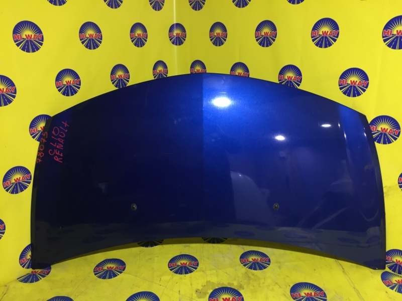 Капот Renault Clio BR02 2009