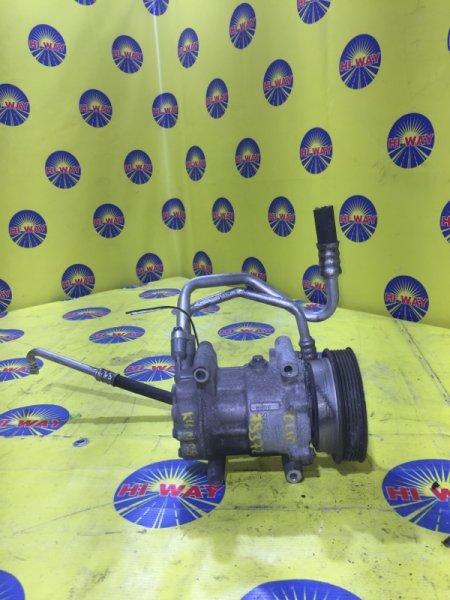 Компрессор кондиционера Renault Clio BR02 K4MC801 2009