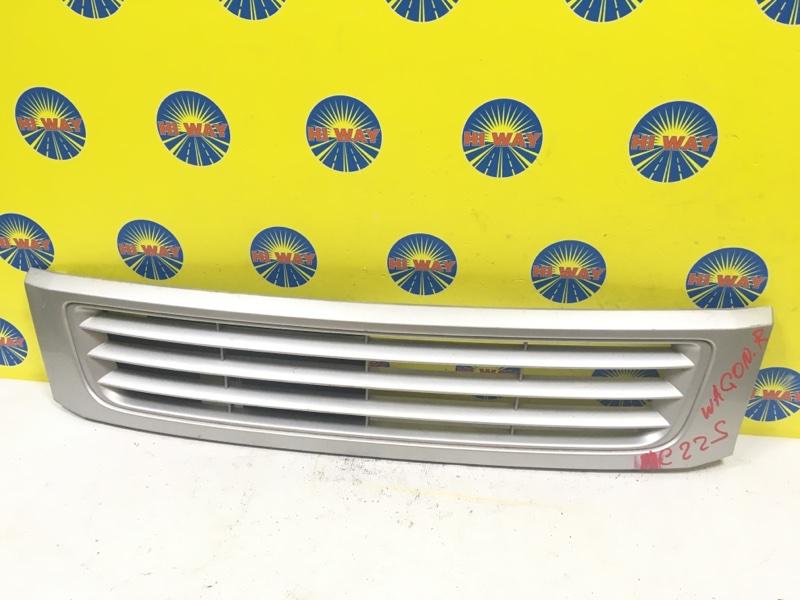 Решетка радиатора Suzuki Wagon R MC22S 2002
