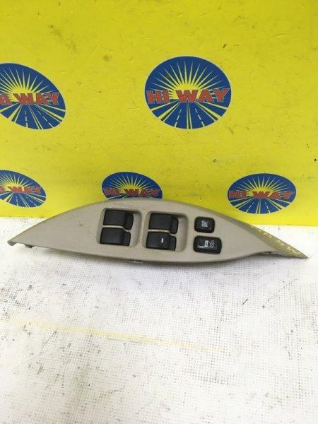 Блок управления стеклоподъемниками Mmc Grandis NA4W 2003 передний правый