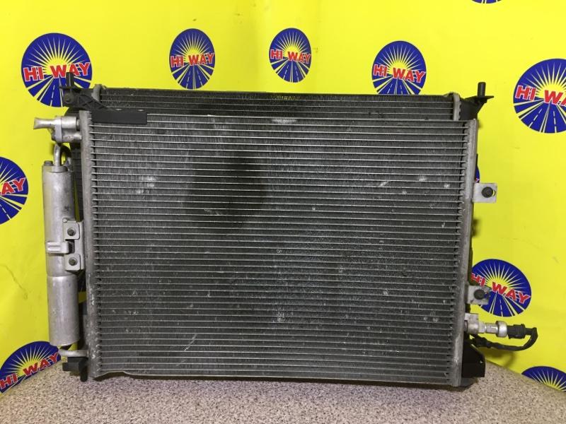 Радиатор двс Renault Clio BR02 K4MC801 2009
