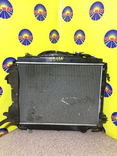 Радиатор двс Nissan Atlas P6F23 TD27 1999