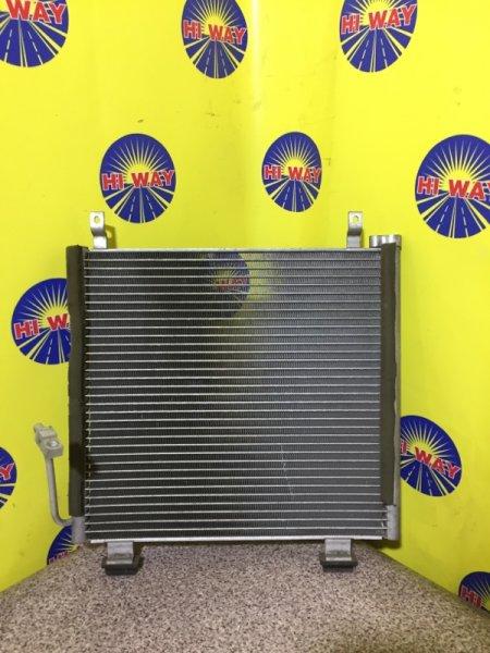 Радиатор кондиционера Suzuki Kei HN22S K6A-T 2000