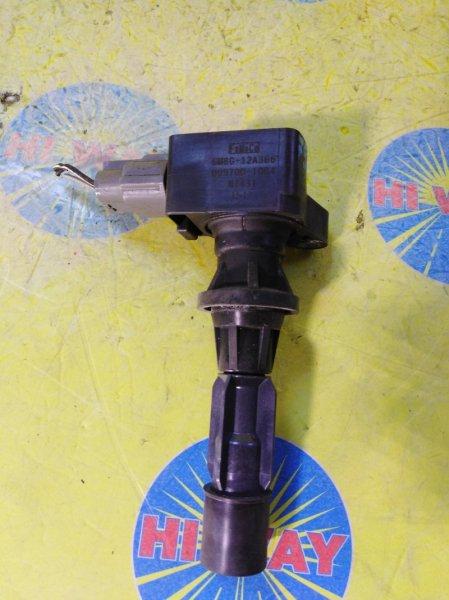 Катушка зажигания Mazda Axela BKEP LF-VE 2008