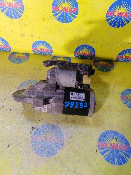 Стартер Mazda Atenza GHEFP LF-VD 2008