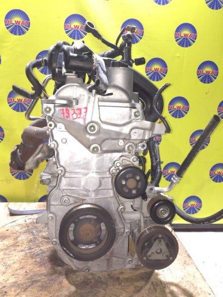 Двигатель Nissan Wingroad Y12 HR15DE 2004