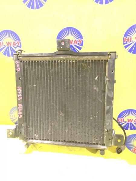 Радиатор кондиционера Nissan Atlas P6F23 TD27 1999