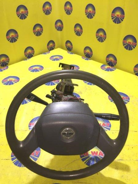 Колонка рулевая Nissan Atlas P6F23 TD27 1999