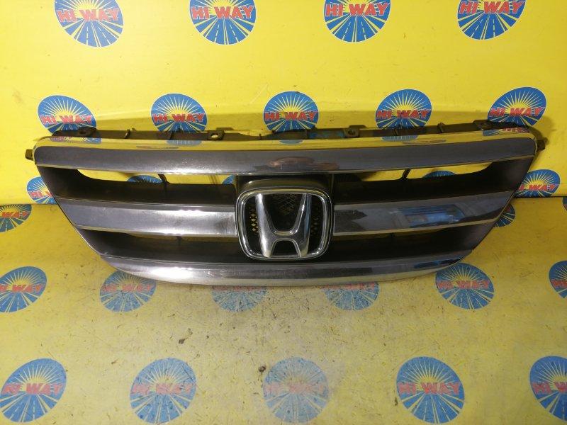 Решетка радиатора Honda Edix BE1 2004