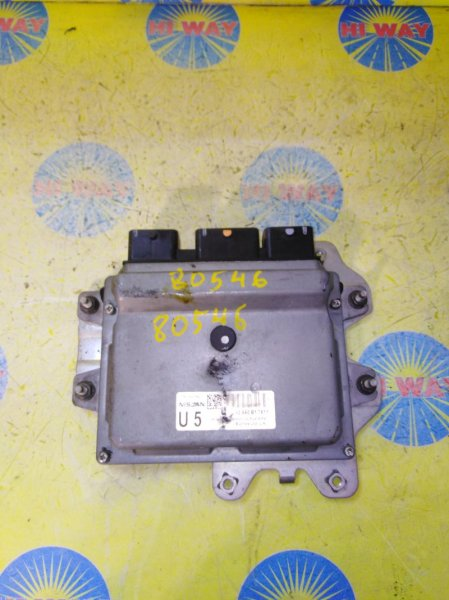 Блок управления двс,компьютер Nissan Dualis NJ10 MR20DE 2007