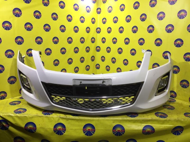 Бампер Mazda Mpv LY3P 2008 передний