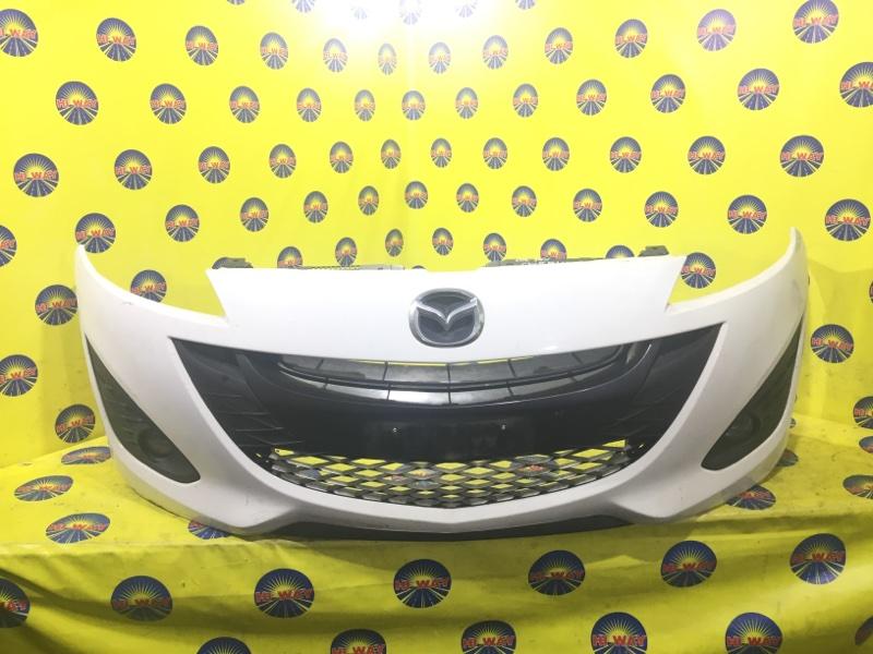 Бампер Mazda Premacy CWEFW 2010 передний