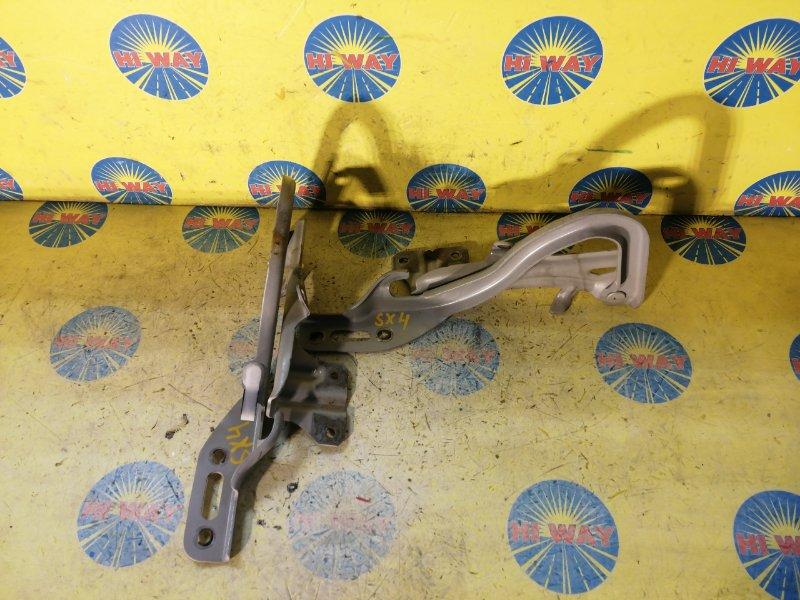 Кронштейн капота,крепление капота Suzuki Sx4 YA11S 2006
