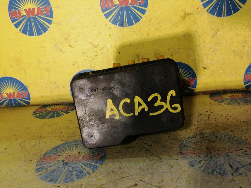Блок abs Toyota Rav 4 ACA36 2AZ-FE 2005