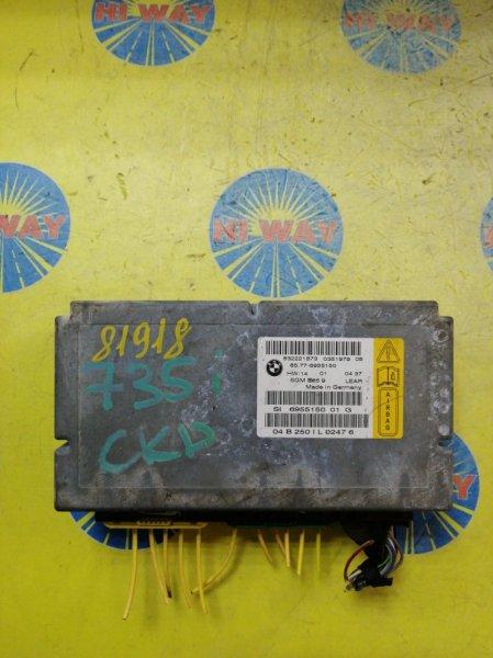 Блок управления airbag (компьютер) Bmw 735I E65 N62B36 2001