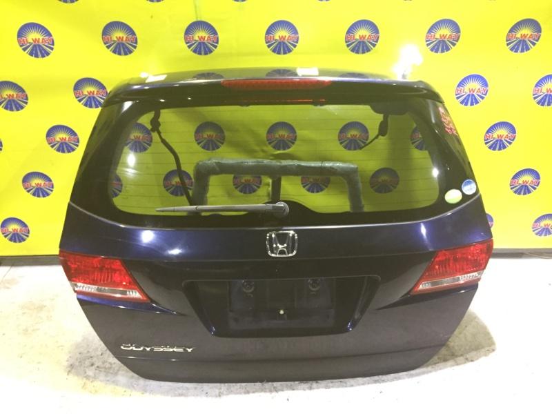 Дверь задняя Honda Odyssey RB3 2008