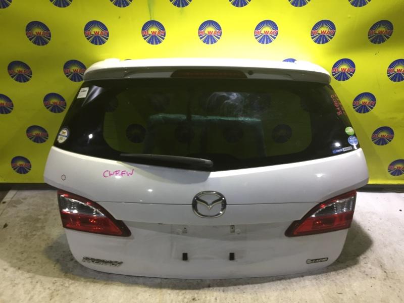 Дверь задняя Mazda Premacy CWEFW 2010
