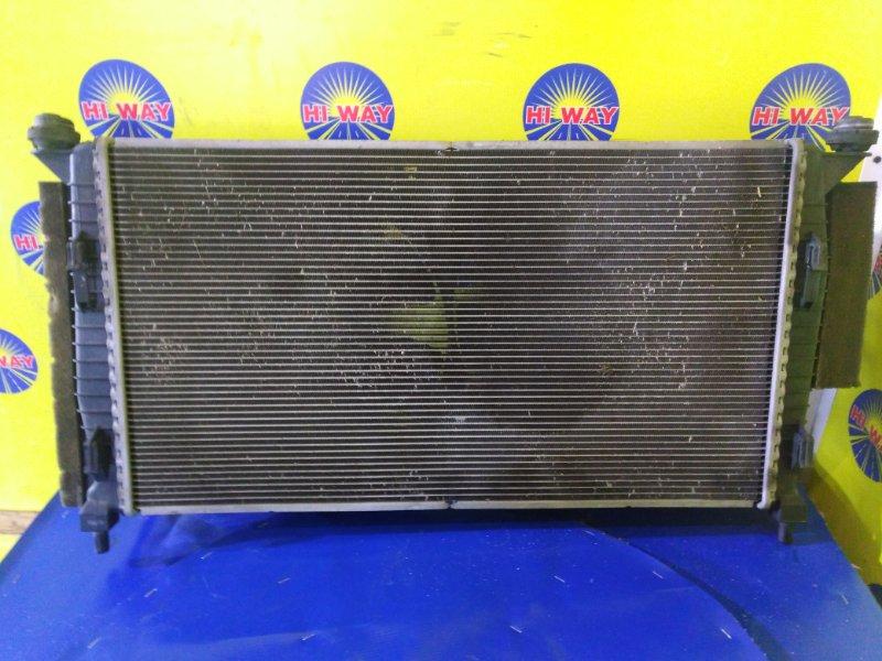 Радиатор двс Mazda Axela BL5FP ZY-VE 2009