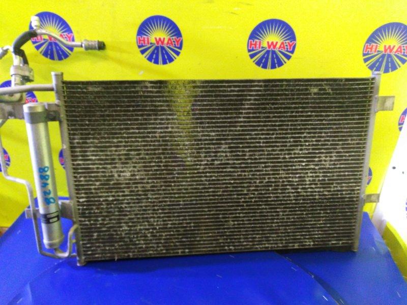 Радиатор кондиционера Mazda Axela BL5FP ZY-VE 2009