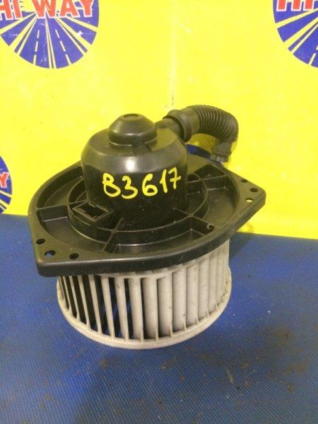 Моторчик печки Nissan Rasheen RFNB14 1994