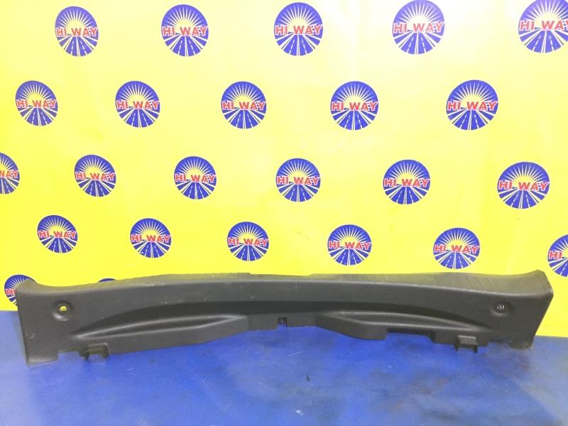 Порог багажника, накладка багажника Nissan Dualis J10 2006 задний
