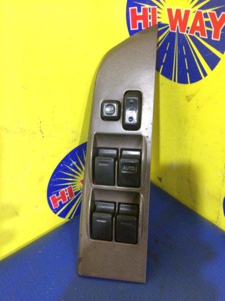 Блок управления стеклоподъемниками Toyota Corsa EL51 1997 передний правый