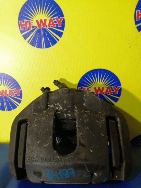 Суппорт Bmw 735I E65 N62B36 2001 передний левый
