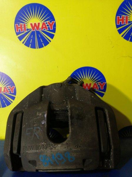 Суппорт Bmw 735I E65 N62B36 2001 передний правый