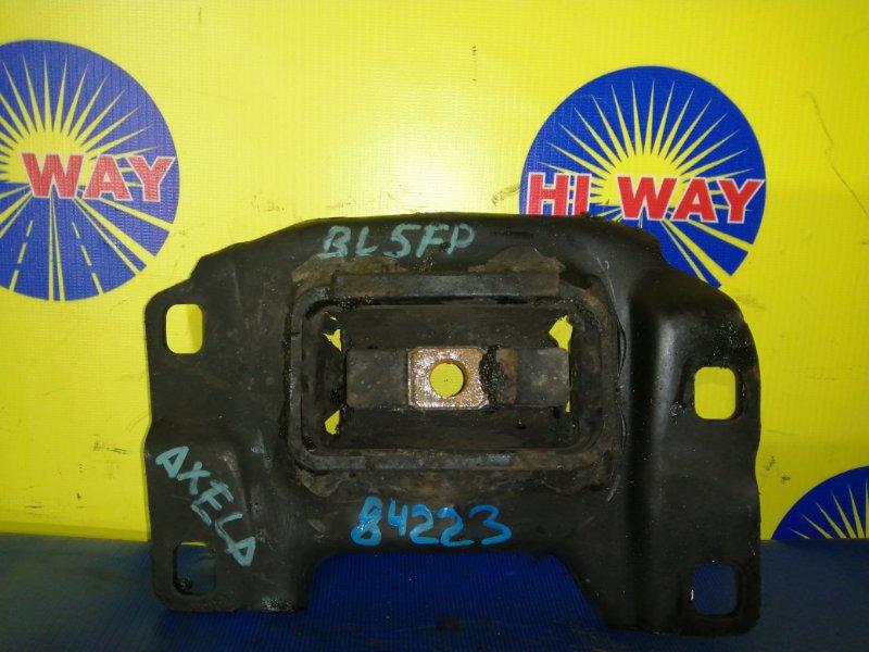 Подушка двигателя Mazda Axela BL5FP L3VDT 2003 левая