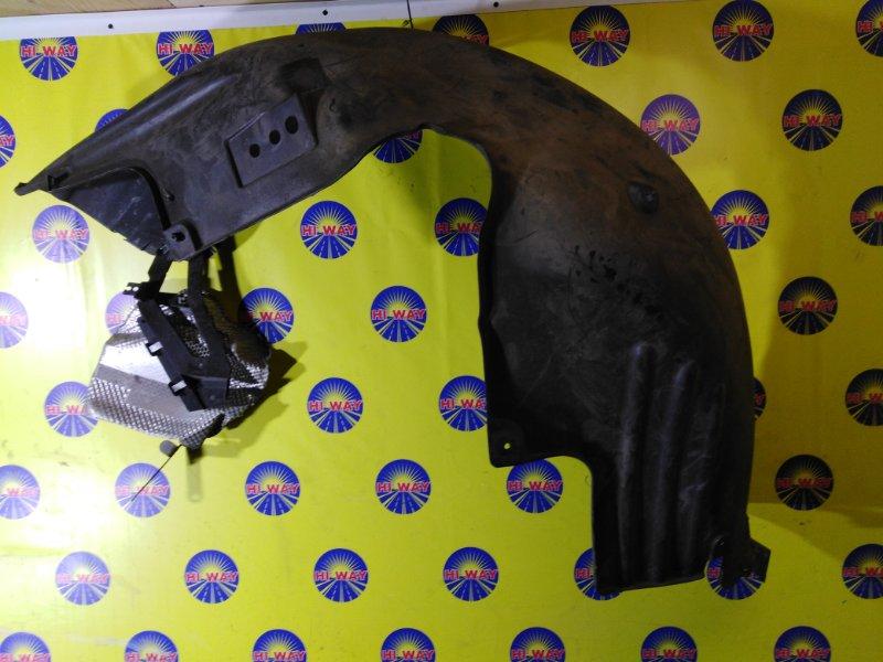 Подкрылок Bmw 735I E65 N62B36 2001 задний левый