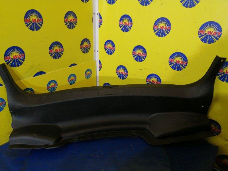 Обшивка багажника Mazda Axela BL5FP LFVDS 2009