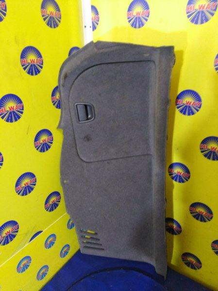 Обшивка багажника Bmw 735I E65 N62B36 2001 правая