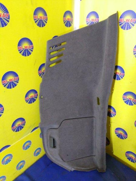 Обшивка багажника Bmw 735I E65 N62B36 2001 левая