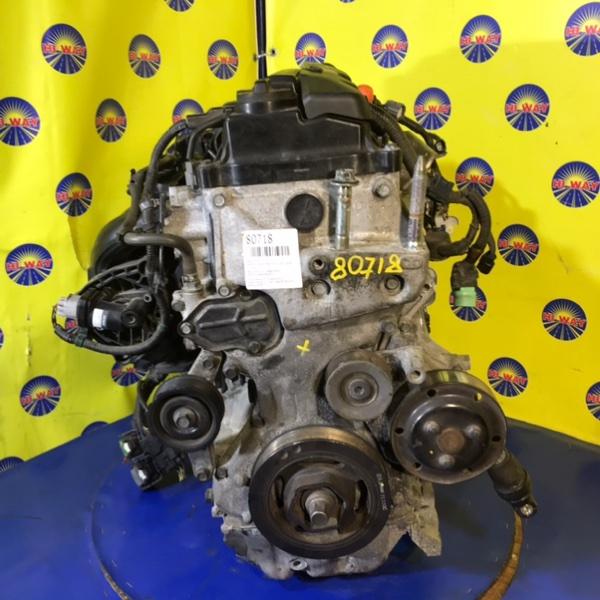 Двигатель Honda Stream RN6 R18A 2005
