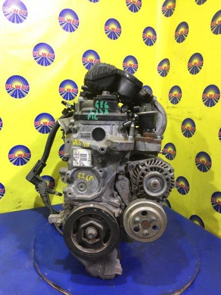 Двигатель Honda Fit GE6 L13A 2007