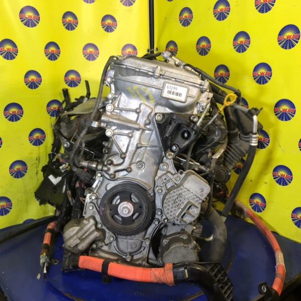 Двигатель Lexus Ct200H ZWA10 2ZR-FXE 2014