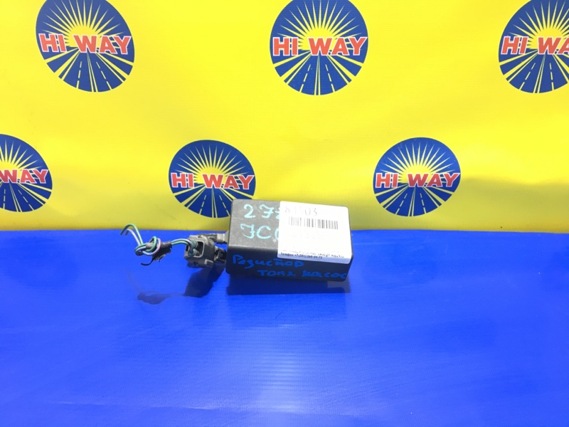Резистор топливного насоса Toyota Origin JCG17 2JZGE