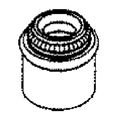 Колпачок маслосъемный Mazda Autozam Az-3 BJ