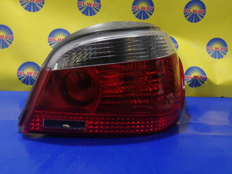 Стоп Bmw 5-Series E60 2003 задний правый