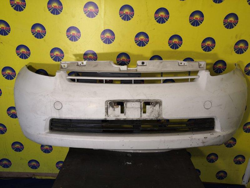 Бампер Toyota Boon KGC10 1KRFE 2004 передний