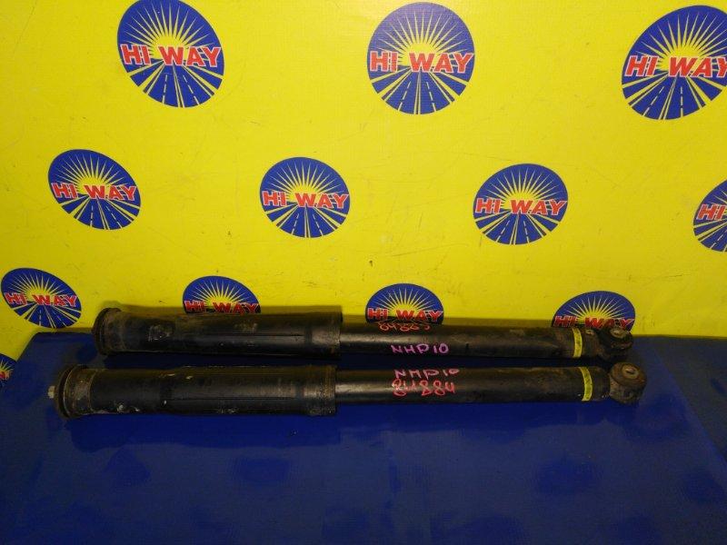 Амортизатор Toyota Aqua NHP10 2011 задний