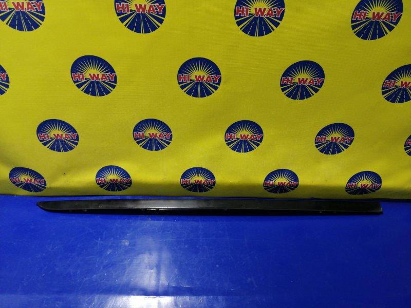 Молдинг лобового стекла Bmw 520I E60 2003 передний правый