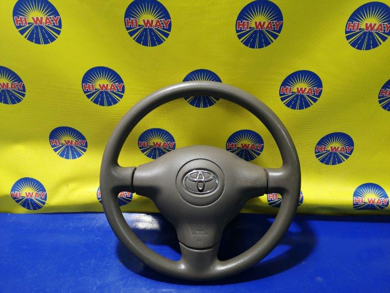 Руль Toyota Echo NCP11 ECHO